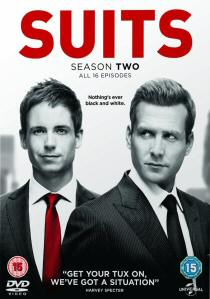Suits: Season Two artwork