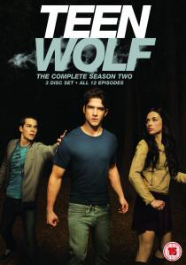 Teen Wolf: The Complete Season Two artwork