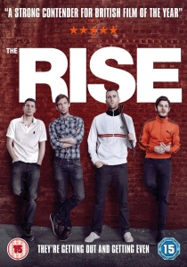 The Rise artwork