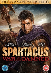 Spartacus: War of the Damned artwork