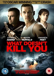 What Doesn't Kill You (2008) artwork