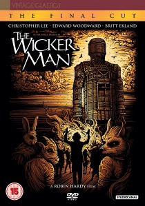 The Wicker Man - The Final Cut artwork