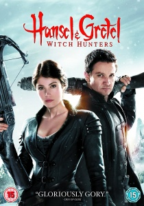Hansel & Gretel: Witch Hunters artwork