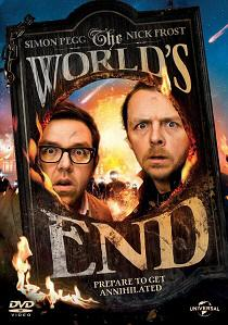 The World's End (2013) artwork
