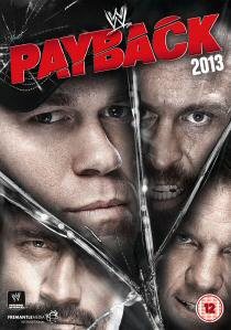 WWE Payback artwork
