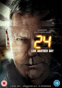 24: Live Another Day (2014) artwork