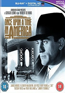 Once Upon A Time In America: Extended Director's Cut (1984) artwork
