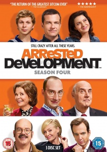 Arrested Development: Season Four artwork