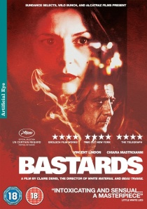 Bastards (2013) artwork