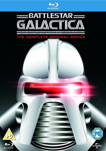 Battlestar Galactica: The Complete Original Series (1978) artwork