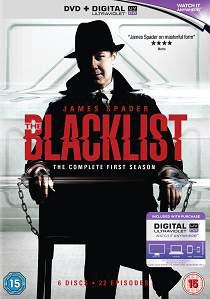The Blacklist: Season 1 (2014) artwork