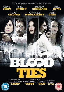 Blood Ties artwork