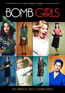Bomb Girls - The Complete First & Second Series artwork