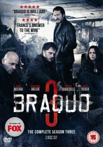 Braquo : Season 3 artwork