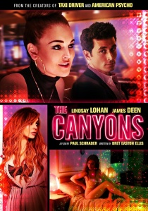 The Canyons artwork