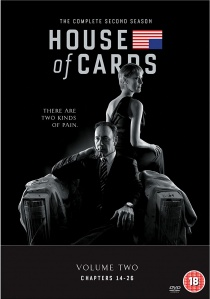House of Cards: The Complete Second Season artwork