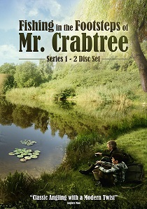 Fishing in the Footsteps of Mr Crabtree artwork