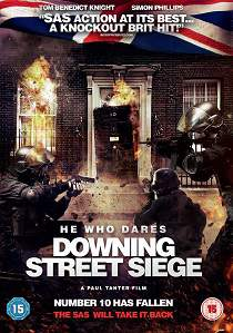 He Who Dares: Downing Street Siege (2015) artwork