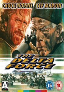The Delta Force (1986) artwork