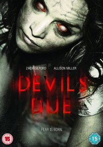 The Devil's Due (2012) artwork