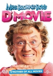 Mrs Brown's Boys D'Movie (2014) artwork