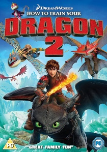 How To Train Your Dragon 2 (2014) artwork