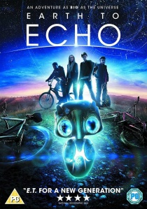 Earth To Echo (2014) artwork