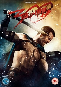 300: Rise Of An Empire (2014) artwork