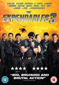 The Expendables 3 (2014) artwork
