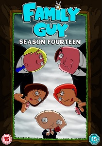Family Guy: Season 14 (2014) artwork