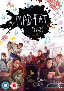 My Mad Fat Diary Series 2 artwork