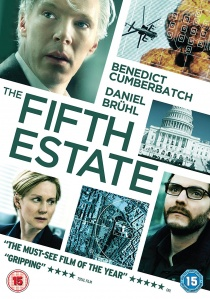 The Fifth Estate (2013) artwork