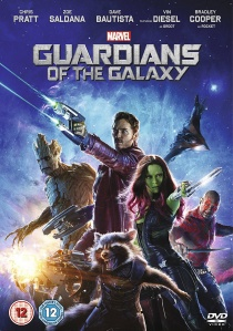 Guardians of the Galaxy (2014) artwork