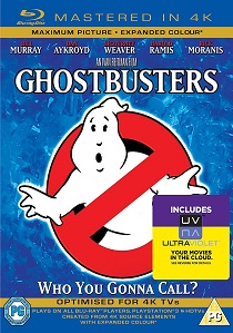 Ghostbusters: 30th Anniversary Edition (1984) artwork