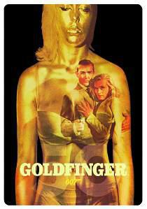 Goldfinger: Limited Edition Steelbook (1964) artwork
