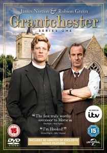 Grantchester: Series 1 (2014) artwork