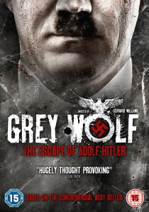 Grey Wolf - Escape Of Adolf Hitler artwork
