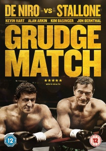 Grudge Match artwork