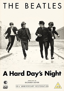 A Hard Day's Night: 50th Anniversary Restoration (1964) artwork