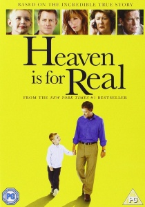 Heaven is for Real (2014) artwork