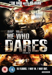He Who Dares (2014) artwork