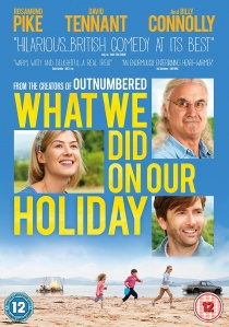 What We Did on Our Holiday (2014) artwork