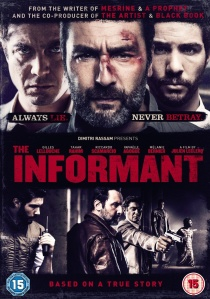 The Informant artwork