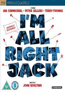 I'm Alright Jack: Digitally Restored (1959) artwork