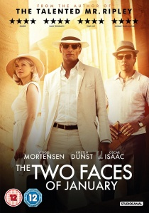 The Two Faces of January (2014) artwork