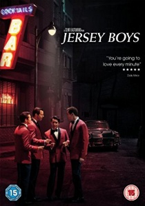 Jersey Boys (2014) artwork