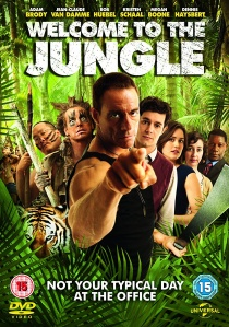 Welcome to the Jungle artwork