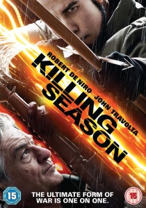 Killing Season (2014) artwork