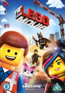 The Lego Movie (2014) artwork