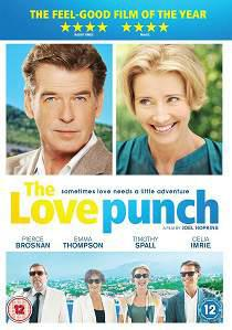 Love Punch (2014) artwork